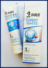 120 g. DARLIE Expert White Toothpaste Anti Stain Whitening Teeth in 3 Times