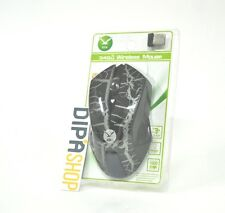 Mouse Ottico Wireless RF-6340 Senza Filo 1600dpi Gaming Silver Pc Notebook hsb