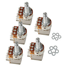 5pcs Push Pull Potentiometer Pot A500K For Fender Guitar Parts