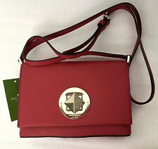 NWT KATE SPADE NEWBURY LANE SALLY RED SHOULDER BAG CROSS BODY BAG