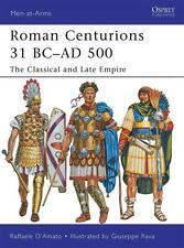 Osprey Men at arms 479: Roman Centurions 31 BC–AD 500 (Römisches Reich) / NEU