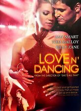 Love 'N Dancing DVD, NEW! FREE SHIP! COMEDY ROMANTIC ,AMY SMART,TOM MALLOY