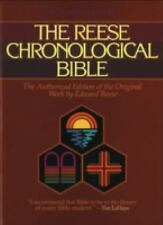The Reese Chronological Bible by Edward Reese and Frank R. Klassen (1980,...