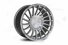 "NEW 18"" 3SDM 0.04 ALLOY WHEELS 5X112 AUDI A3 S3 A4 TT VW GOLF MK5 6 PASSAT GTI"
