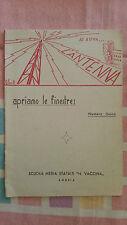 Apriamo le Finestre - Numero Unico - Scuola Media Statale Vaccina - Andria 1959