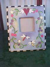 Beautiful Handcrafted Decorative Freestanding Wooden Picture Frame