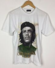 VINTAGE CHE GUEVARA BRIGHT CRAZY FRESH PRINCE OVERSIZED T SHIRT TOP RETRO