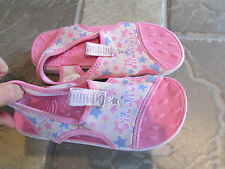 SKECHERS PINK SANDALS GIRLS SIZE 2 (BIG GIRLS)   FREE SHIP