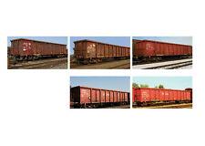 """Trix Minitrix 15993 Wagenset """"Schrott-Transport"""" der DB AG 5-teilig #NEU in OVP#"""