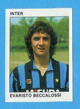 CALCIO FLASH '84 -Figurina n.106- BECCALOSSI - INTER -Recuperata