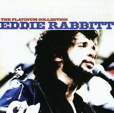 Eddie Rabbitt - Platinum Collection [CD New]