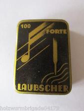 alte Grammophon Nadeln Laubscher 100 Forte Original Dose