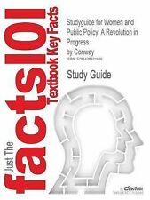 Studyguide for Women and Public Policy: A Revolution in Progress by Conway, ISBN