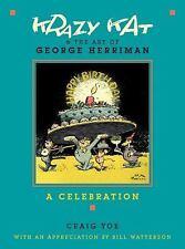 KRAZY KAT & THE ART OF GEORGE HERRIMAN A Celebration BRAND NEW HARDCOVER