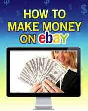 how to make money on eBay - become a power seller be success in home business