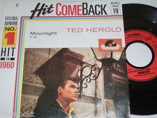 "7"" - Ted Herold / Moonlight & 1:0 - Hit ComeBack Folge 19 # 3559"