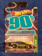 2011 Hot Wheels CARS of the DECADES The '90s Pro Stock Firebird 25/32