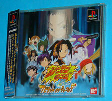 Shaman King - Sony Playstation - PS1 PSX - JAP Japan