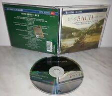 CD J.S. BACH - BRANDENBURG CONCERTOS - NUOVO - NEW