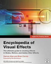 Apple Pro Training Series: Encyclopedia of Visual Effects by Damian Allen,...