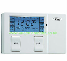 Reliance Single / 1 Channel  Timeswitch RW1 Electronic Heating Timeclock
