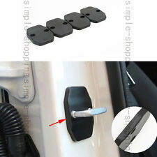 4PCS Auto Door Lock Protection Cover Trim For Mercedes-Benz B Class W246 12-2017