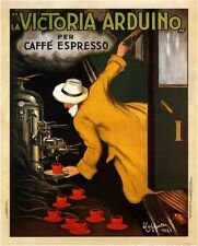 Victoria Arduino Coffee 1922 Poster 24in x36in