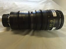 ZEISS DIGIZOOM VARIO-SONNNAR 1.7/6-24mm T* LENS IN HARD SHELL CASE***FREE SHIP**