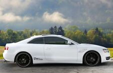 Audi A5 Coupe - Side skirts Votex look