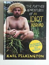 The Further Adventures of an Idiot Abroad Hardback Book