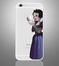 Snow White Back Decal Vinyl Skin Cover Sticker for Iphone 6 Plus/6s Plus/7 Plus