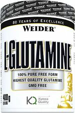 Weider L-Glutamin Pulver 400 g Dose (Grundpreis: 83,10 EUR pro 1000 g)
