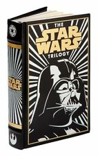 *New Sealed Leatherbound* THE STAR WARS TRILOGY by  George Lucas 2012