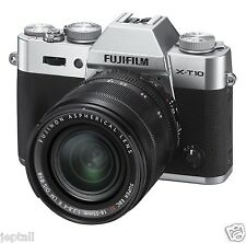 "Fujifilm X-T10 18-55mm 16.3mp 3"" DSLR Digital Camera Brand New Jeptall"