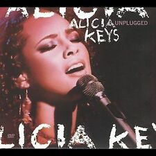 Alicia Keys - Mtv Unplugged, ,Very Good, ### Audio CD with artwork-complete,Audi
