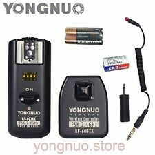 Yongnuo RF-602 2.4GHz Wireless Flash Trigger for CANON DSLR C1 & C3 Version