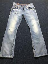 Rock Revival  Jeans Jason Boot Size 34/34