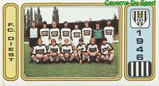 334 F.C. DIEST BELGIQUE 2 DIVISION EQUIPE TEAM STICKER FOOTBALL 1983 PANINI
