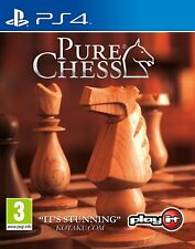 Sony PS4 Playstation 4 Spiel ***** Pure Chess * Schach ******************NEU*NEW