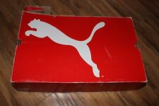puma first round  wn's boot rio red -tm royal tm burguandy new in scuffed torn b