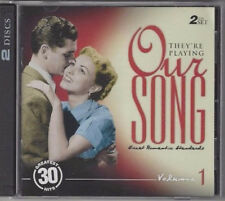 JACK JONES BING CROSBY They're Playing Our Song Vol. 1 Heartland Music 2 CD SET