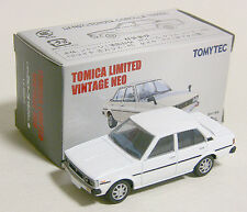Tomica 1/64 Scale Limited Vintage Neo LV-N07a Toyota Corolla 1500GL (White)