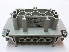 Lapp Kabel Epic Power Connector H-BE 10 BS DR 10-pin Female 16A 500V