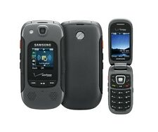 MINT A+ Samsung Convoy 3 U680 (Verizon) - Feature Rugged Flip Cell Phone