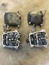 2007 can am canam outlander 800 max efi set of cylinder heads complete