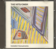NITS OMSK 12 & 3 BONUS 1983 NEW CD Robert Jan Stips