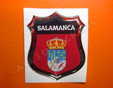 Pegatina Emblema 3D Relieve Bandera Salamanca - Todas las Banderas del MUNDO