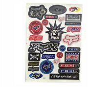 Fox Racing 25+ Decals Stickers MX Motocross Race Car Helmet 18x12 ATV UTV QUAD