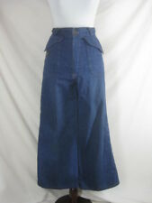 Vtg 70s Liberte 1976 Womens Vintage Denim Bell Bottom Jeans W 27