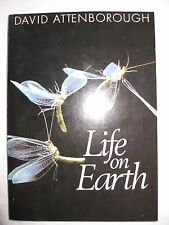 Life on Earth by David Attenborough (1979, Paperback)